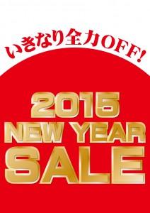 2015_新年セールにぎやかし